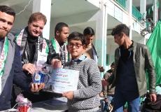 حفل تكريم المتفوقين بمدرسة اليرموك