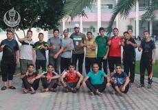 الكتلة الإسلامية بالنصيرات تُنظم مخيم لأبنائها العاملين بمشاركة 120 طالب ثانوي.