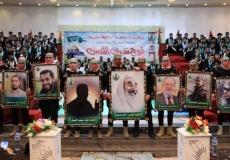 مهرجان تكريم المتفوقين في شمال غزة فوج سيف القدس
