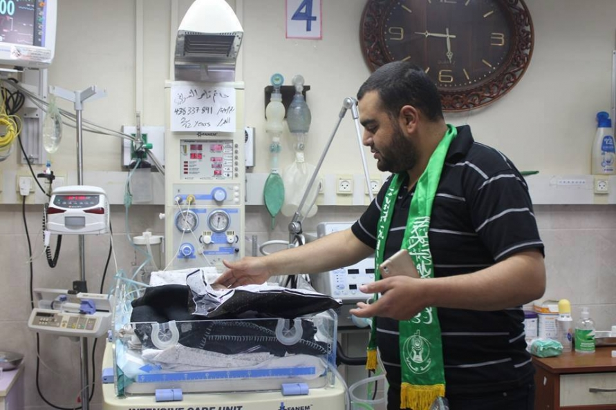 الدررةالكتلة الإسلامية يزور مستشفى الدرة للأطفال #الدرج