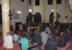 لكتلة الاسلامية في شعبتي ابو بكر الصديق والرحمة في الزوايدة  تنظم دورة الإسعافات الاولية