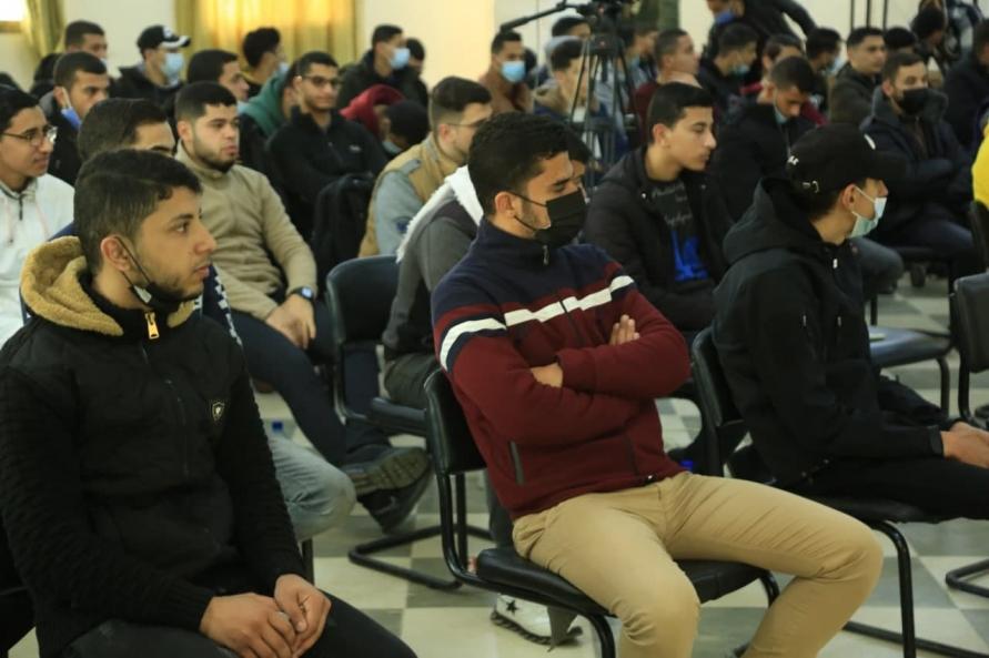 لقاء جامعة الأقصى  (6)