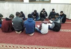 الكتلة في مسجد الصفاء في البريج تنظم مشروع حجة وعمرة