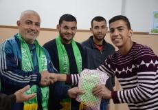 لقاء التوجيهي - شرق غزة