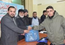تنظيم لقاء لتكريم العاملين في الملتقيات التربوية شمال غزة