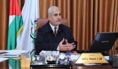 فوزي برهوم الناطق باسم حركة المقاومة الإسلامية