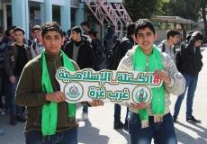 حفل تكريم الطلاب المتفوقين بمدرسة سليمان سلطان أ