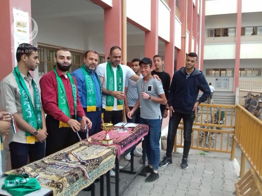 الكتلة الإسلامية - مدرسة شهداء النصيرات (30453645) 