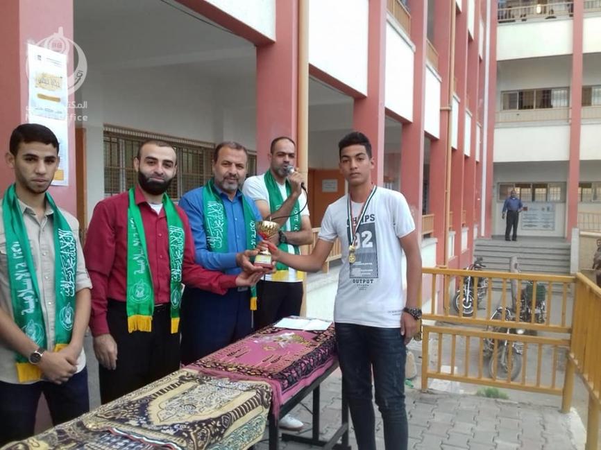 الكتلة الإسلامية - مدرسة شهداء النصيرات (30453646) 
