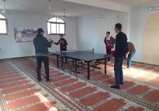 الكتلة الإسلامية في مدرسة فتحي البلعاوي ب تنظم دوري تنس