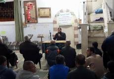 #صورة   الكتلة الاسلامية في المنطقة الشمالية برفح تطلق المشروع الدعوي تحت عنوان