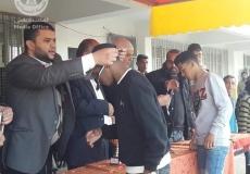 الكتلة الإسلامية في مدرسة المنفلوطي الثانوية