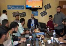 حملة التغريد على وسم #مجلسكم_باطل