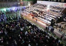 حفل تكريم الطلاب المتفوقين في محافظة خان يونس