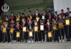 إحتفال #فوج_الكرامة لتكريم الطلاب المتفوقين في منطقتي المغراقة والزهراء.
