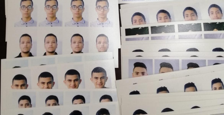 جانب من صور الطلاب