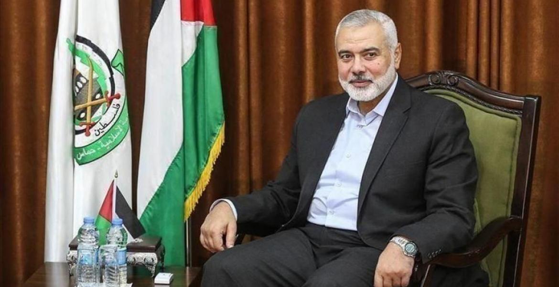 رئيس المكتب السياسي لحركة جماس أ. اسماعيل هنية