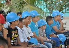 اليوم الأول من مخيم #حقق_حلمك للطلاب المتفوقين بالمنطقة الوسطى للطلاب المتفوقين.
