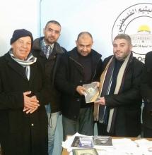 زيارة جمعية دار اليتيم