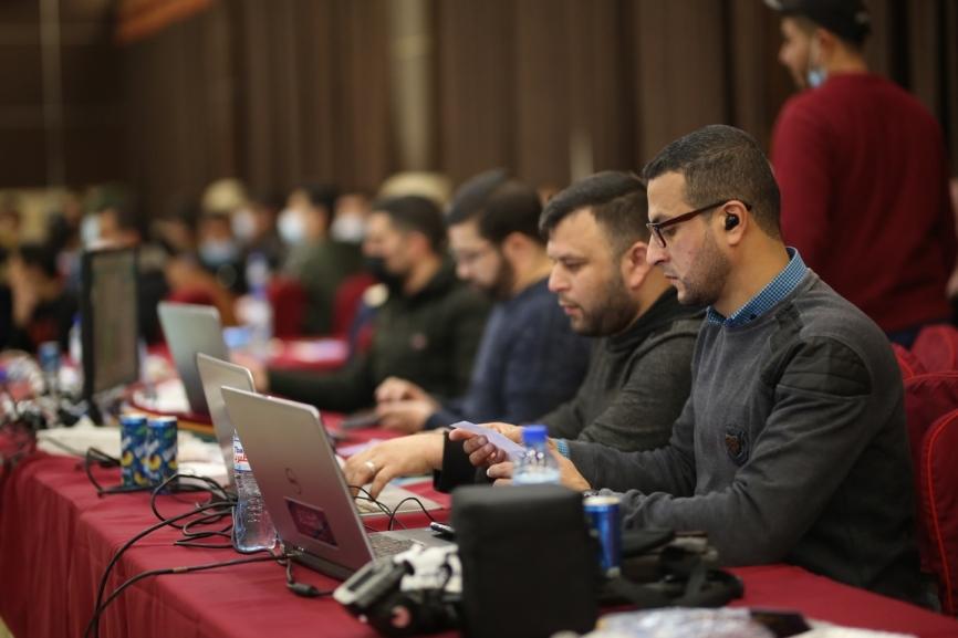 المؤتمر الطلابي الدولي الثاني