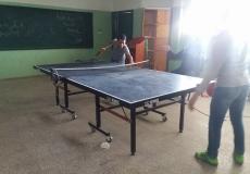 #صور|| الكتلة الإسلامية بمدرسة جمال عبد الناصر تنظم بطولة تنس الطاولة ضمن المشروع الرياضي التي تنفذه الكتلة الإسلامية بشرق غزة.