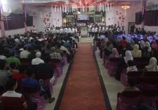 احتفال تكريم المتفوقين في بيت حانون