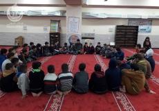 نفذت الكتلة الإسلامية _منطقة القسام الدورة التمهيدية في السيرة النبوية بحضور 50 طالبا من المرحلة الإعدادية