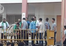 الكتلة في مدرسة شهداء النصيرات تختتم دوري كرة قدم