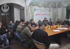 الكتلة الاسلامية في المنطقة الوسطى تنظم دورة في التحرير الصحفي
