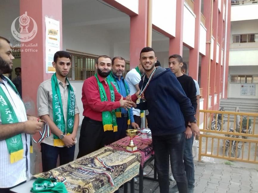 الكتلة الإسلامية - مدرسة شهداء النصيرات (30453643) 