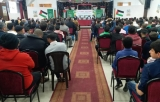 برومو احتفال الكتلة الإسلامية لتكريم المتفوقين في مدارس الإعدادية
