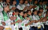 مهرجان التفوق السادس عشر   فوج النخبة   منطقة شرق غزة
