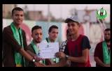 حصاد انشطة الكتلة الاسلامية في مخيم المغازي