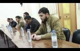 زيارة وفد من قيادة حماس والكتلة الإسلامية بالقطاع لهيئة الكتلة بجنوب غزة