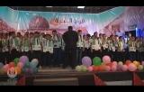 مهرجان التفوق السادس عشر   فوج النخبة   المرحلة الإعدادية - غرب غزة  