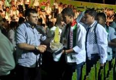 حفل تكريم متفوقى الإعدادية والثانوية بمحافظة الوسطى