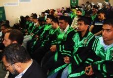 حفل تكريم طلبة الامتياز بكلية فلسطين للتمريض