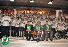 حفل تأبين الشهيد عبد الله القرا في كلية العلوم والتكنولوجيا