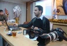 صور دورة فن التصوير الصحفى