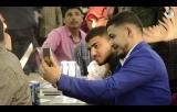 شاهد برومو حفل تكريم 150 طالب متفوق في جامعات وكليات شمال غزة