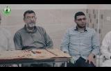 زيارة وفد من قيادة حماس للمشروع الدعوي الذي تنفذه الكتلة الإسلامية جنوب غزة