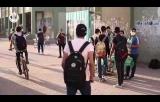 الكتلة الإسلامية في محافظة رفح تستقبل طلاب مرحلتي الثانوية والإعدادية بعد عودة وانتظام العمل الدراسي
