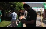 الكتلة الاسلامية في جامعة القدس المفتوحة فرع الوسطى  تستقبل الطلاب بمناسبة بدء العام الدراسي